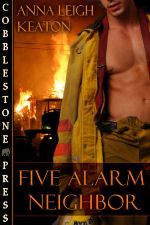 Cover Art- Five Alarm Neighbor
