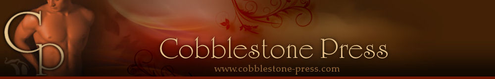 Banner Art- Cobblestone Press- Digital Publisher